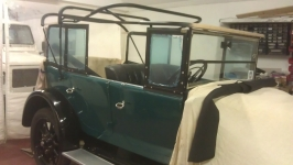 Austin 7 - Go to www.stanleytrimmers.co.uk for more